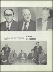 Page 9, 1958 Edition, Fulton High School - Falcon Yearbook (Knoxville, TN) online yearbook collection