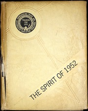 Page 1, 1952 Edition, Kirkman Vocational School - Spirit Yearbook (Chattanooga, TN) online yearbook collection