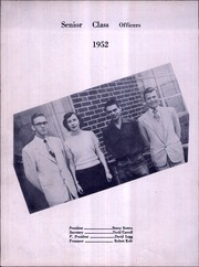 Page 12, 1952 Edition, Kirkman Vocational School - Spirit Yearbook (Chattanooga, TN) online yearbook collection