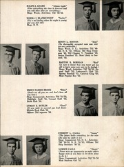 Page 13, 1952 Edition, Kirkman Vocational School - Spirit Yearbook (Chattanooga, TN) online yearbook collection