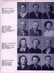 Page 14, 1952 Edition, Kirkman Vocational School - Spirit Yearbook (Chattanooga, TN) online yearbook collection