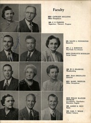 Page 15, 1952 Edition, Kirkman Vocational School - Spirit Yearbook (Chattanooga, TN) online yearbook collection