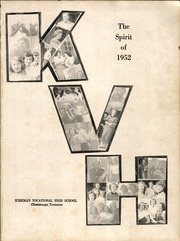 Page 5, 1952 Edition, Kirkman Vocational School - Spirit Yearbook (Chattanooga, TN) online yearbook collection