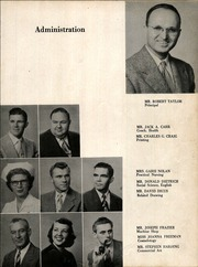 Page 9, 1952 Edition, Kirkman Vocational School - Spirit Yearbook (Chattanooga, TN) online yearbook collection