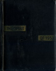 Page 1, 1953 Edition, Kirkman Vocational School - Spirit Yearbook (Chattanooga, TN) online yearbook collection