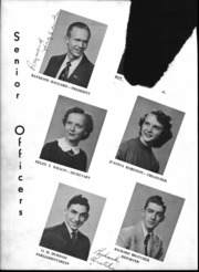 Page 11, 1953 Edition, Kirkman Vocational School - Spirit Yearbook (Chattanooga, TN) online yearbook collection