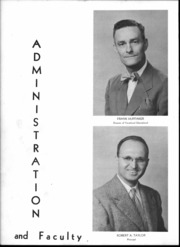 Page 7, 1953 Edition, Kirkman Vocational School - Spirit Yearbook (Chattanooga, TN) online yearbook collection