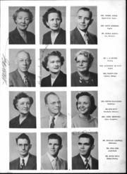 Page 8, 1953 Edition, Kirkman Vocational School - Spirit Yearbook (Chattanooga, TN) online yearbook collection