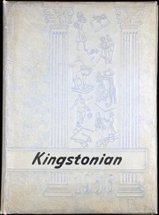 1956 Edition, Roane County High School - Kingstonian Yearbook (Kingston, TN)
