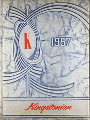 1957 Edition, Roane County High School - Kingstonian Yearbook (Kingston, TN)