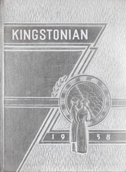 1958 Edition, Roane County High School - Kingstonian Yearbook (Kingston, TN)