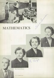 Page 16, 1953 Edition, Whitehaven High School - Crossroads Yearbook (Memphis, TN) online yearbook collection