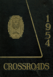 1954 Edition, Whitehaven High School - Crossroads Yearbook (Memphis, TN)