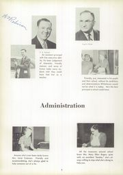 Page 12, 1954 Edition, Whitehaven High School - Crossroads Yearbook (Memphis, TN) online yearbook collection