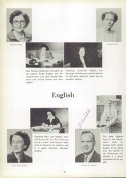 Page 14, 1954 Edition, Whitehaven High School - Crossroads Yearbook (Memphis, TN) online yearbook collection