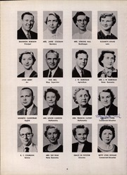 Page 10, 1956 Edition, Whitehaven High School - Crossroads Yearbook (Memphis, TN) online yearbook collection