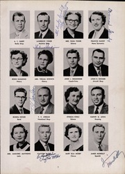 Page 11, 1956 Edition, Whitehaven High School - Crossroads Yearbook (Memphis, TN) online yearbook collection