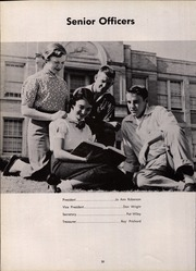 Page 14, 1956 Edition, Whitehaven High School - Crossroads Yearbook (Memphis, TN) online yearbook collection