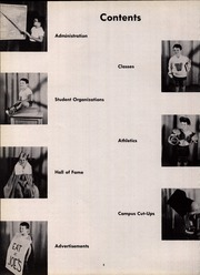 Page 8, 1956 Edition, Whitehaven High School - Crossroads Yearbook (Memphis, TN) online yearbook collection