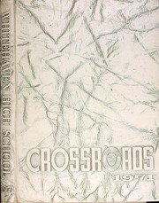 1971 Edition, Whitehaven High School - Crossroads Yearbook (Memphis, TN)