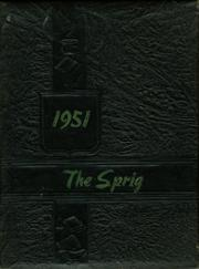 1951 Edition, Springville High School - Panther Yearbook (Springville, TN)