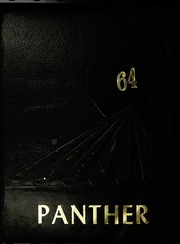 1964 Edition, Springville High School - Panther Yearbook (Springville, TN)
