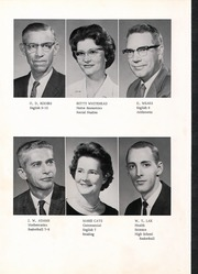 Page 10, 1964 Edition, Springville High School - Panther Yearbook (Springville, TN) online yearbook collection