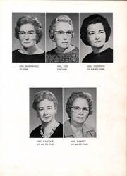 Page 11, 1964 Edition, Springville High School - Panther Yearbook (Springville, TN) online yearbook collection
