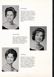 Page 14, 1964 Edition, Springville High School - Panther Yearbook (Springville, TN) online yearbook collection