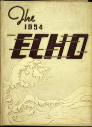 Page 1, 1954 Edition, Cheatham County High School - Echo Yearbook (Ashland City, TN) online yearbook collection