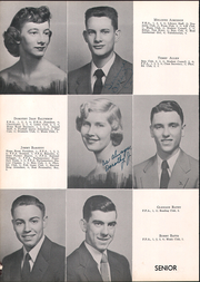 Page 16, 1954 Edition, Cheatham County High School - Echo Yearbook (Ashland City, TN) online yearbook collection