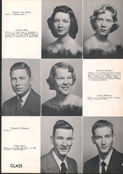Page 17, 1954 Edition, Cheatham County High School - Echo Yearbook (Ashland City, TN) online yearbook collection