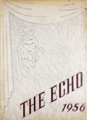 1956 Edition, Cheatham County High School - Echo Yearbook (Ashland City, TN)