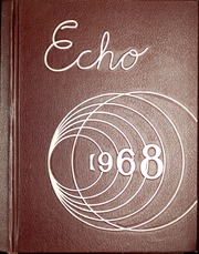 Cheatham County High School - Echo Yearbook (Ashland City, TN) online yearbook collection, 1968 Edition, Page 1