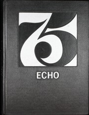 1975 Edition, Cheatham County High School - Echo Yearbook (Ashland City, TN)