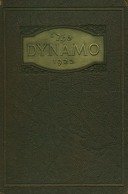Page 1, 1922 Edition, Chattanooga High School - Dynamo Yearbook (Chattanooga, TN) online yearbook collection