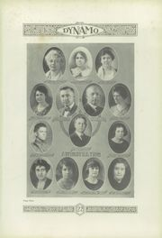Page 15, 1922 Edition, Chattanooga High School - Dynamo Yearbook (Chattanooga, TN) online yearbook collection