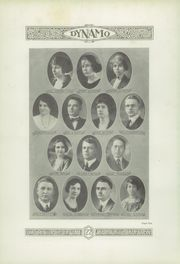 Page 16, 1922 Edition, Chattanooga High School - Dynamo Yearbook (Chattanooga, TN) online yearbook collection