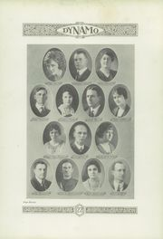 Page 17, 1922 Edition, Chattanooga High School - Dynamo Yearbook (Chattanooga, TN) online yearbook collection