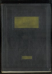 Page 1, 1927 Edition, Chattanooga High School - Dynamo Yearbook (Chattanooga, TN) online yearbook collection