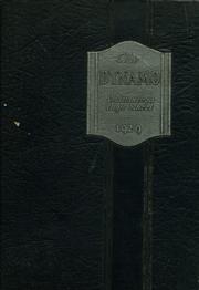 Page 1, 1929 Edition, Chattanooga High School - Dynamo Yearbook (Chattanooga, TN) online yearbook collection