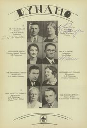 Page 14, 1934 Edition, Chattanooga High School - Dynamo Yearbook (Chattanooga, TN) online yearbook collection