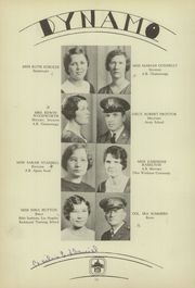 Page 16, 1934 Edition, Chattanooga High School - Dynamo Yearbook (Chattanooga, TN) online yearbook collection