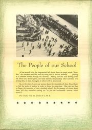 Page 12, 1938 Edition, Chattanooga High School - Dynamo Yearbook (Chattanooga, TN) online yearbook collection