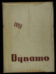 Page 1, 1959 Edition, Chattanooga High School - Dynamo Yearbook (Chattanooga, TN) online yearbook collection