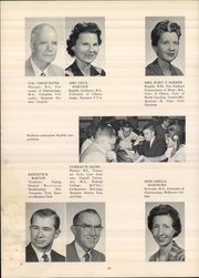 Page 14, 1962 Edition, Chattanooga High School - Dynamo Yearbook (Chattanooga, TN) online yearbook collection