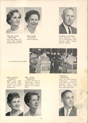 Page 17, 1962 Edition, Chattanooga High School - Dynamo Yearbook (Chattanooga, TN) online yearbook collection
