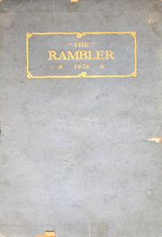 1926 Edition, Springfield High School - Gold and White Yearbook (Springfield, TN)
