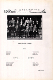Springfield High School - Gold and White Yearbook (Springfield, TN) online yearbook collection, 1926 Edition, Page 55