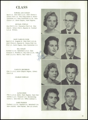 Springfield High School - Gold and White Yearbook (Springfield, TN) online yearbook collection, 1960 Edition, Page 19